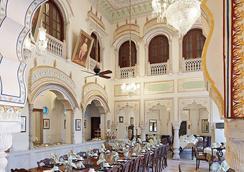 알시사르 하벨리 - 어 헤리티지 호텔 - 자이푸르 - 레스토랑
