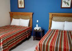 La Alegria Hotel - 플라야 델 카르멘 - 침실