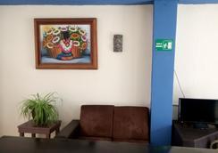 La Alegria Hotel - 플라야 델 카르멘 - 로비