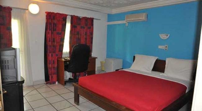 Résidence Saint-Jacques Bord de mer - Pointe Noire - 침실