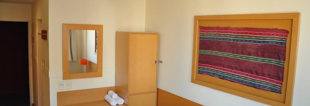 서커스 호텔 & 호스텔 - 부에노스아이레스 - 침실