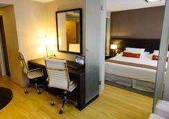 Amérian Cordoba Park Hotel - 코르도바 - 침실