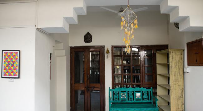보리비스타 호스텔 - 뉴델리 - 건물