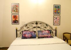 보리비스타 호스텔 - 뉴델리 - 침실