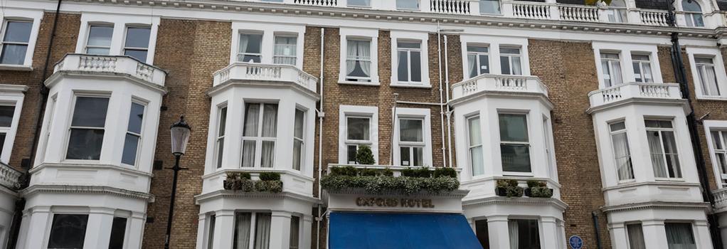옥스포드 호텔 - 런던 - 건물