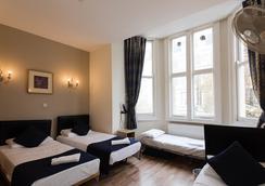 옥스포드 호텔 - 런던 - 침실