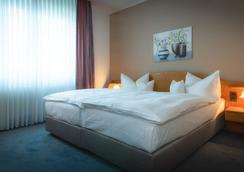 Hotel Pfalzer Hof - 브라운슈바이크 - 침실