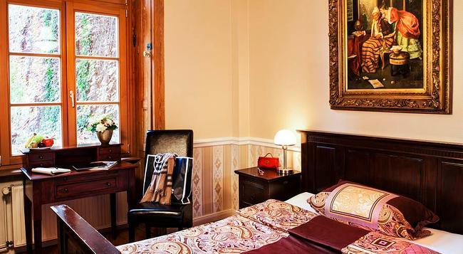 Honigmond Garden Hotel - 베를린 - 침실