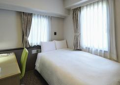 코트 호텔 하카타 에키마에 - 후쿠오카 - 침실