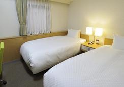 코트 호텔 하카태카미 - 후쿠오카 - 침실
