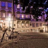 알키미스트 프라하 캐슬 스위트 호텔 Hotel at the night