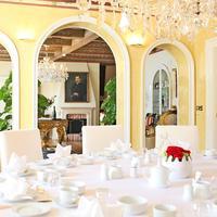 알키미스트 프라하 캐슬 스위트 호텔 Restaurant