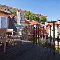 알키미스트 프라하 캐슬 스위트 호텔 View terrace