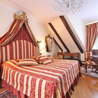 알키미스트 프라하 캐슬 스위트 호텔 DeCastello Suite Bedroom