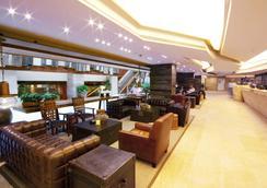 더 솔즈베리 YMCA 오브 홍콩 - 홍콩 - 라운지