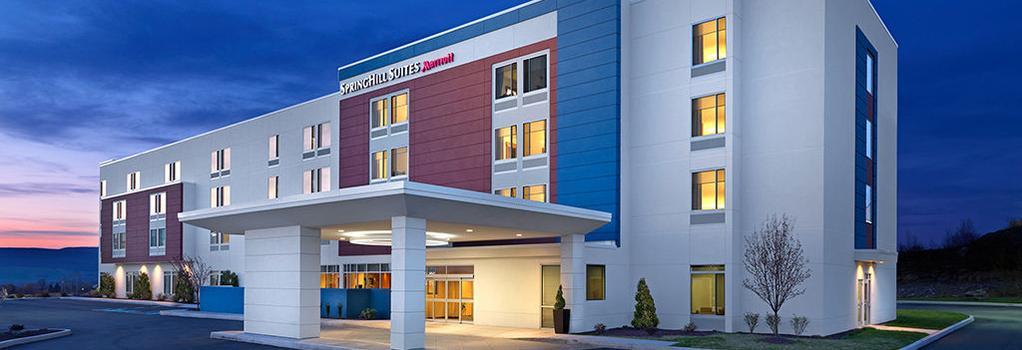 SpringHill Suites by Marriott I-10 West-Energy Corridor - 휴스턴 - 건물