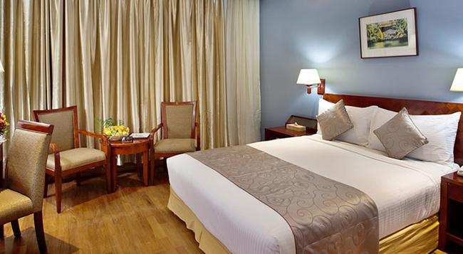 더 페닌슐라 치타공 호텔 - Chittagong - 침실