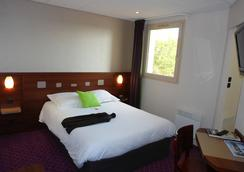 Brit Hotel Angers Parc Expo - L'Acropole - Angers - 침실