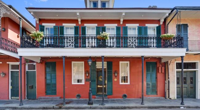Hotel Maison de Ville - 뉴올리언스 - 건물