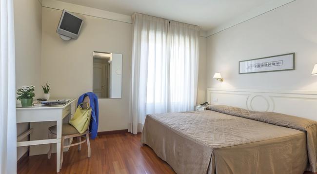 그랜드 호텔 보나노 - 피사 - 침실