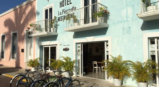 Hotel La Piazzetta - 메리다 - 건물