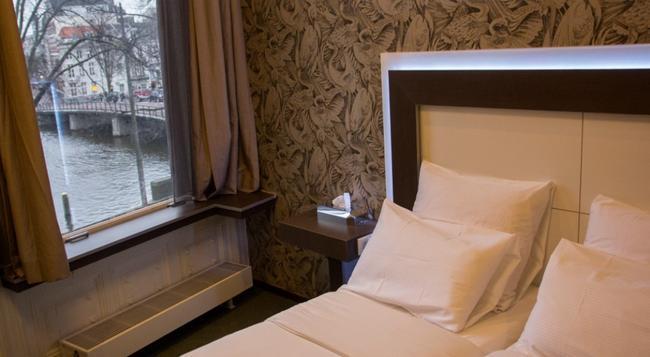 호텔 더 버드 - 암스테르담 - 침실