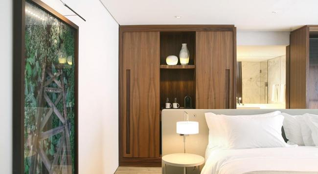 Nomaa Hotel - 쿠리치바 - 침실