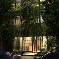 팔로 산토 호텔 Hotel Front