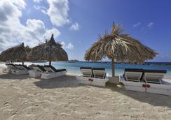 Kontiki Beach Resort Curaçao - 빌렘스타트 - 해변