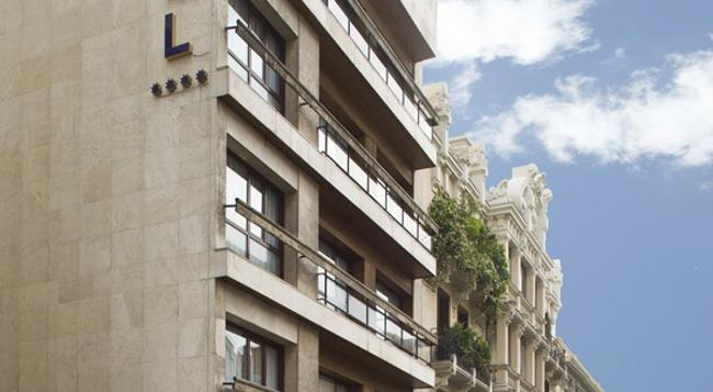 호텔 세라노 - 마드리드 - 건물