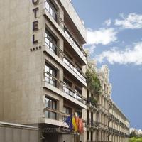 호텔 세라노 Fachada