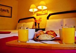 호텔 델 포르탈 - 푸에블라 - 침실