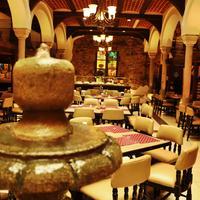 호텔 델 포르탈 Restaurant