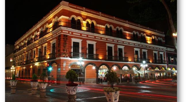 호텔 델 포르탈 - 푸에블라 - 건물