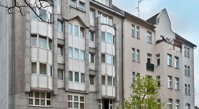 호텔 아틀라스 - 베를린 - 건물