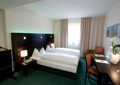 Fleming's Hotel Frankfurt-Hamburger Allee - 프랑크푸르트 - 침실