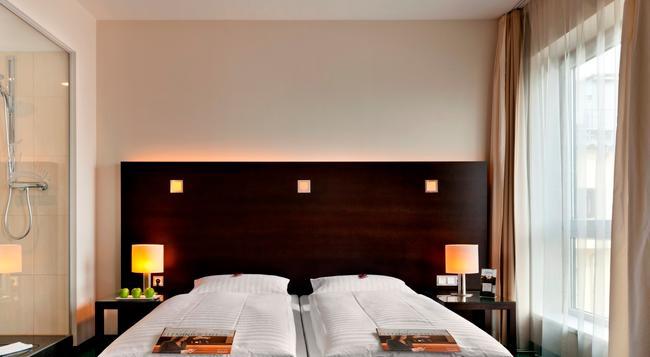 플리밍스 호텔 프랑크푸르트-메세 - 프랑크푸르트 - 침실