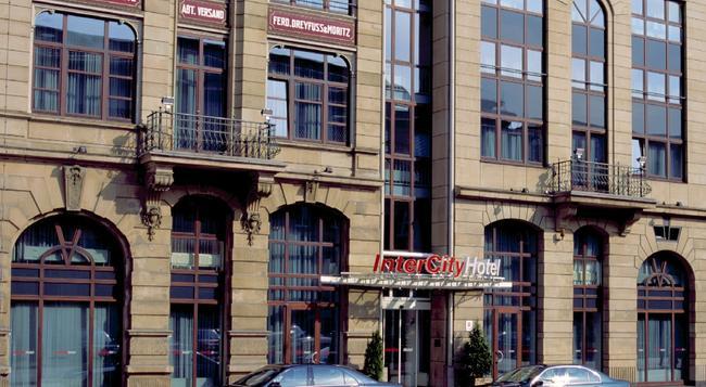 인터시티호텔 프랑크푸르트 - 프랑크푸르트 - 건물