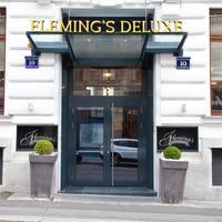 플레밍's 디럭스 호텔 위엔 시티 Hotel Entrance