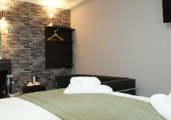 Epsilon Hotel - 런던 - 침실