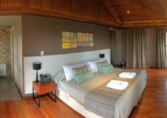 보스키 델 나우엘 호텔 - 산카를로스데바릴로체 - 침실