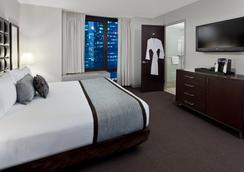 디스트릭트 호텔 뉴욕 시티 타임스 스퀘어 - 뉴욕 - 침실