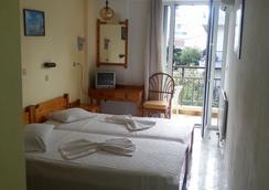 Karis Hotel - 코스 섬 - 침실