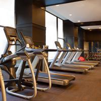 실버스미스 호텔 Fitness Facility