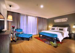 하퍼 쿠타 호텔 - 쿠타 - 침실
