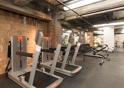 Q&A 레지덴셜 호텔 - 뉴욕 - 체육관