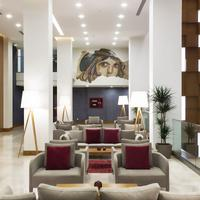 Divan Gaziantep Lobby Sitting Area