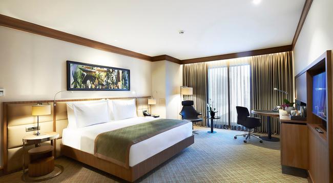 디반 아다나 호텔 - 아다나 - 침실