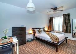 Ocean Reef Suites - 마이애미비치 - 침실