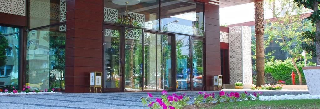 Oz Hotels Antalya Hotel Resort & Spa - 안탈리아 - 건물